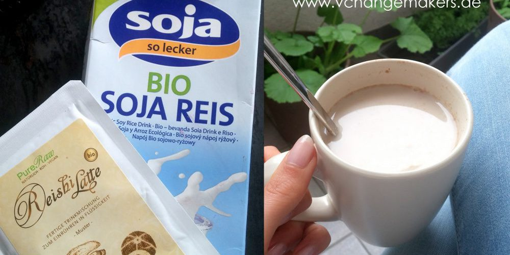 reishi latte pure raw