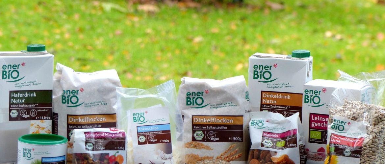 20% auf enerBio Produkte von Rossmann