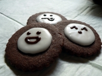 smiliekekse