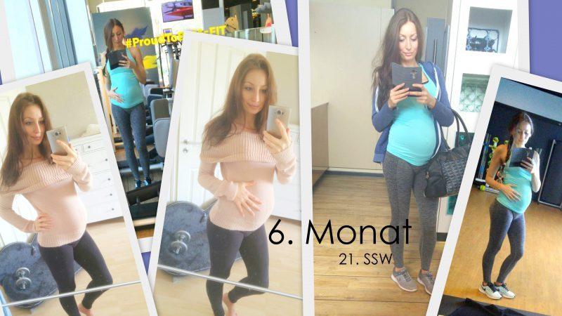 Update Schwangerschaft: Gedanken zur meiner Karriere, Figur und Partnerschaft- SSW21