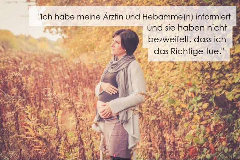 Interview mit Carola Kule: Die erste Mutter stellt sich meinen Fragen zur veganen Schwangerschaft