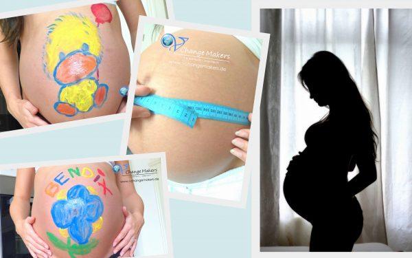 Schwangerschaftsupdate: Die letzten Tage vor der Geburt + Fotos – 39. SSW