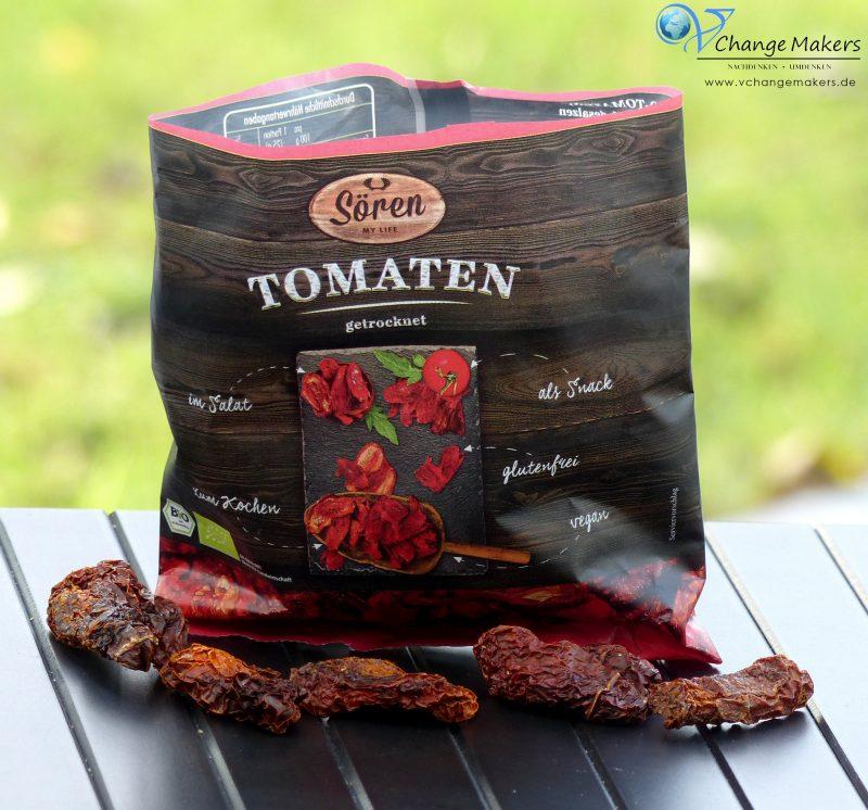 Getrocknete Tomaten von Sören