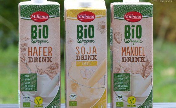 Neu bei Lidl: Hafermilch, Mandelmilch und Sojamilch in den Geschmacksrichtungen klassik und Vanille. Ab 99 Cent und in Bioqualität