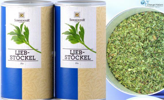 Das Gewürz Liebstöckel ist DER perfekte Ersatz für die Gewürzsoße Maggi. Wesentlich gesünder und optimal für Suppen und Eintöpfe!