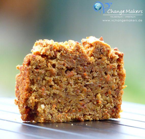 Rezept Saftiger Mohrenkuchen Mit Wenig Zucker Vegan