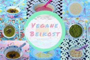 Ich erkläre euch, wie ihr die vegane Beikost am besten einführt und worauf ihr besonders achten müsst. Zusätzlich gibt es einfache vegane Babybrei Rezepte!