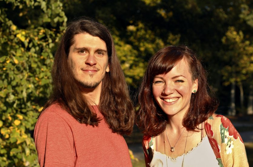 Fanni und Chris von VeggieSweets