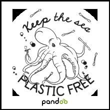 Keep the sea plastic free pandoo