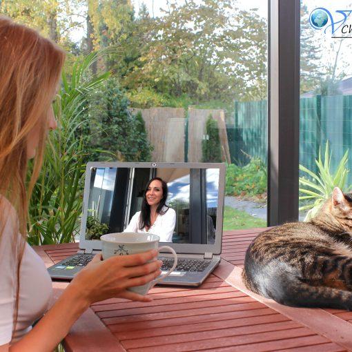 Alles Wissenswerte über den Onlinekurs Vegan in anderen Umständen von Carmen Hercegfi. Der Kurs begleitet dich spielend durch deine vegane Schwangerschaft
