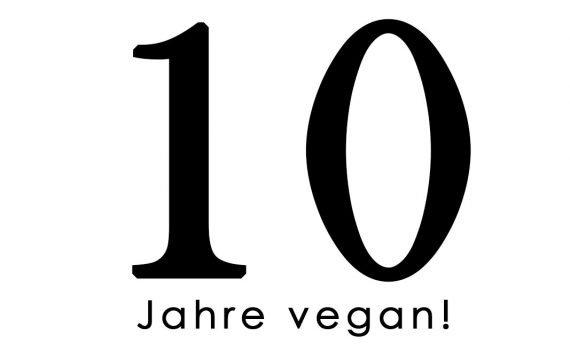 Ich lebe nun 10 Jahre vegan, dank mutiger Menschen, die damals anderen Menschen die Augen und das Herz öffnen wollten. Erfahre, wie es zu meinem Wandel kam
