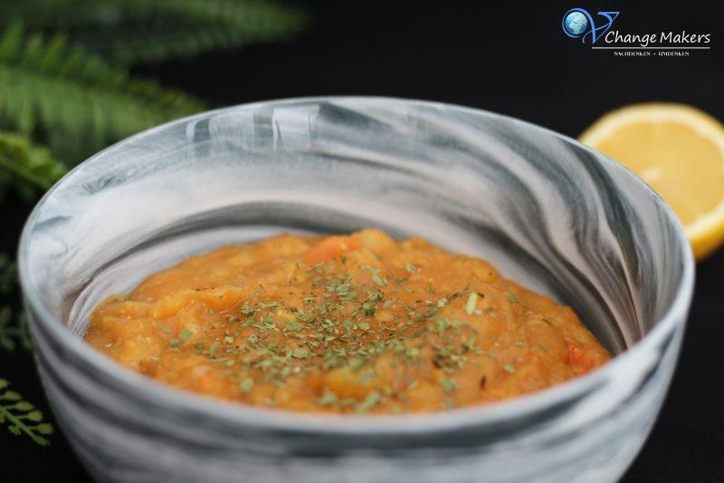 Rezept: Vegane Linsensuppe – eisenreich, einfach und lecker