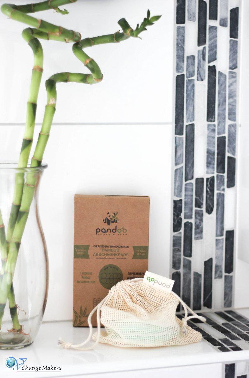 Zero Waste Tipp: Wiederverwendbare Abschminkpads von pandoo im Test! Warum es so wichtig ist, dass wir die Müllvermeidung anstreben!