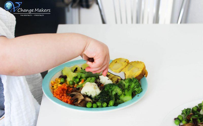 Vegane Kinderküche: Spanische vegane Tortilla – schmackofatz!