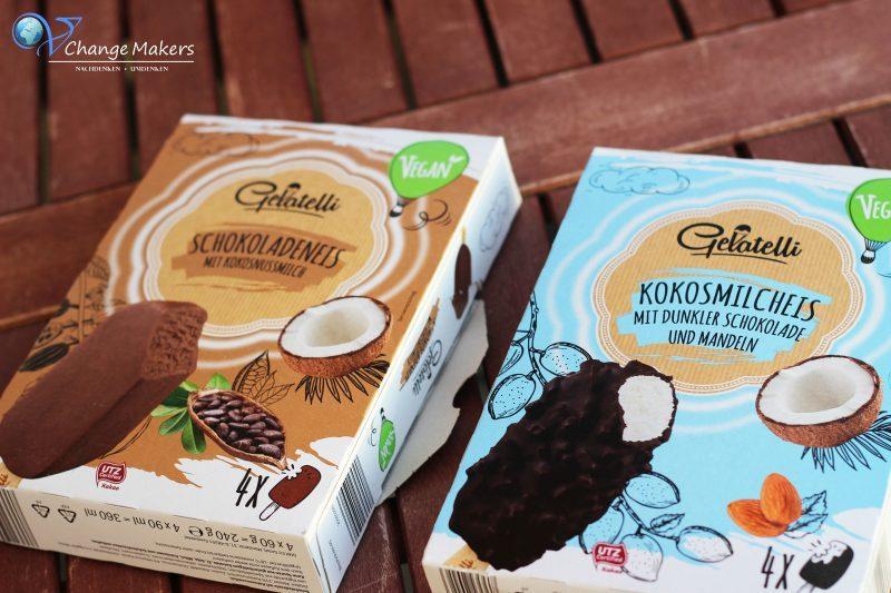 Neu bei Lidl: Nun gibt es endlich dauerhaft das sagenhafte vegane Kokosmilcheis bei Lidl im Sortiment! Erhältlich ist es in zwei Geschmacksrichtungen