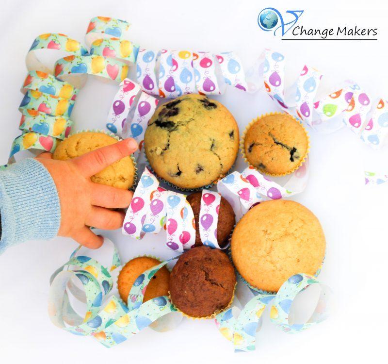 Rezept: Fluffige Muffins mit wenig Zucker – ideal für Kinder
