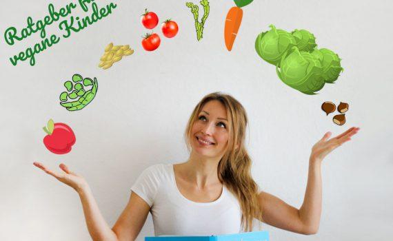 Der perfekte Ratgeber für die vegane Kinderernährung! Ein umfassendes Werk mit zahlreichen Hilfestellungen und sehr vielen Rezepten für vegane Kinder