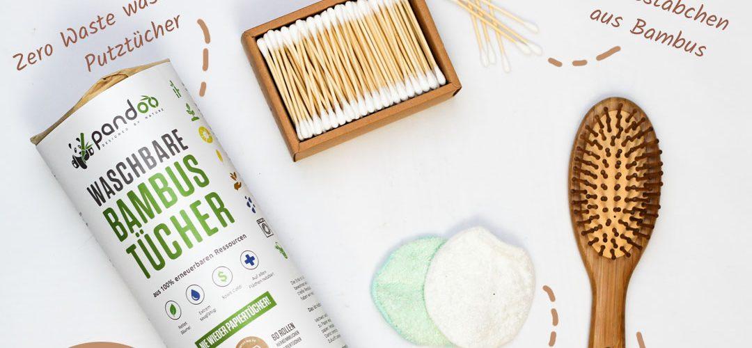Geschenkidee für eine DIY Nachhaltigkeitsbox. 8 nachhaltige Ideen um deine Box zu füllen. Inspiriere deine Liebsten zu mehr Nachhaltigkeit!
