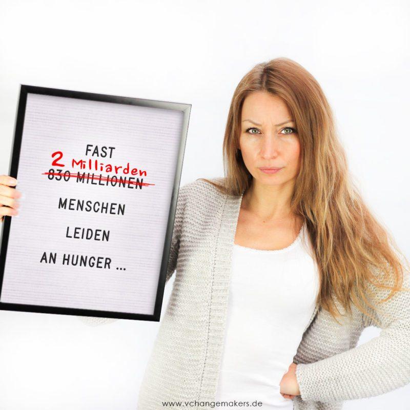 70 Mrd. Nutztiere werden JÄHRLICH problemlos ernährt aber im Gegenzug hungern über 2 Milliarden Menschen! Hunger ist gewollt, erfahre warum ...