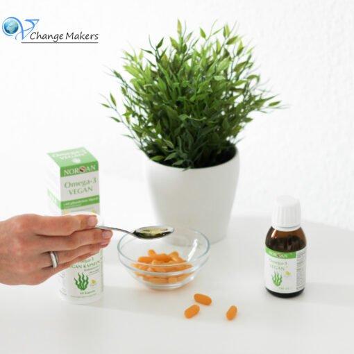 Alles über Nutzen, Dosierungen, welches Omega 3 Öl das Beste ist und wie ihr eure Aufnahme um das bis zu 10-fache steigern könnt.