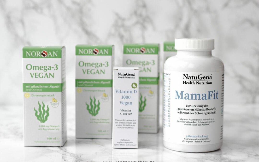 Vegane Schwangerschaftsbox: Für eine gute Nährstoffversorgung
