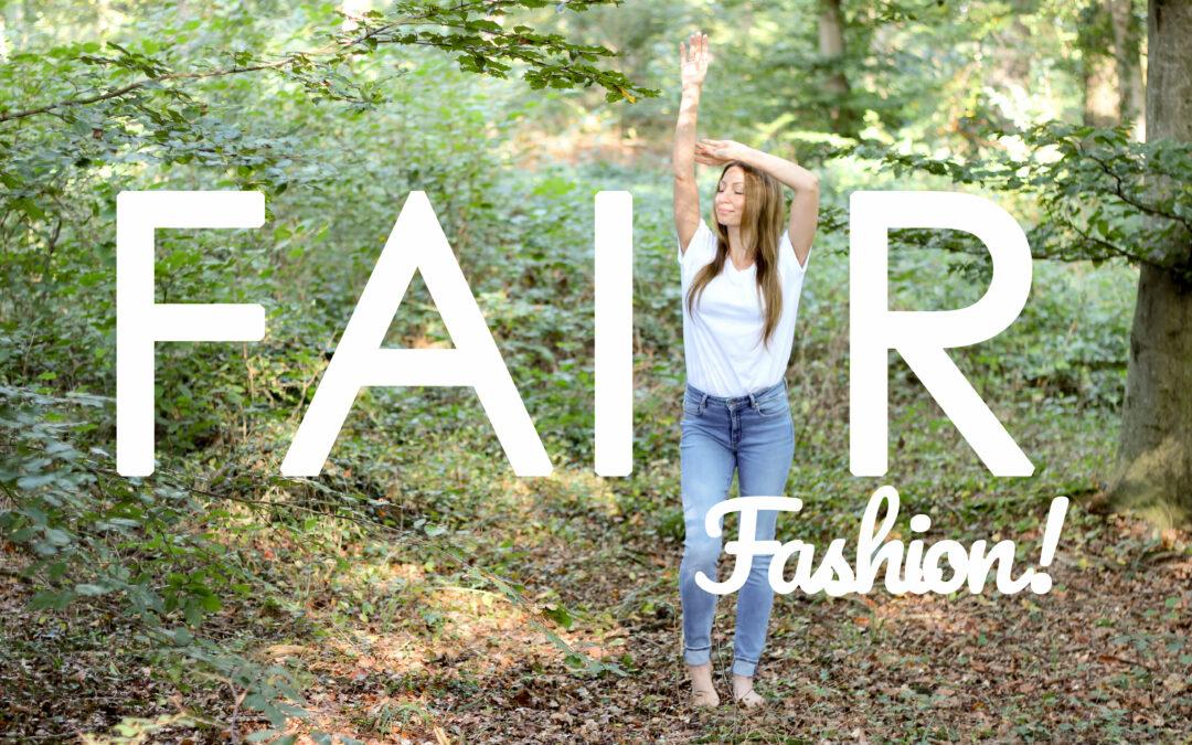 Fast Fashion vs Fair Fashion: Befreie dich von giftiger Fashion in 3 Schritten